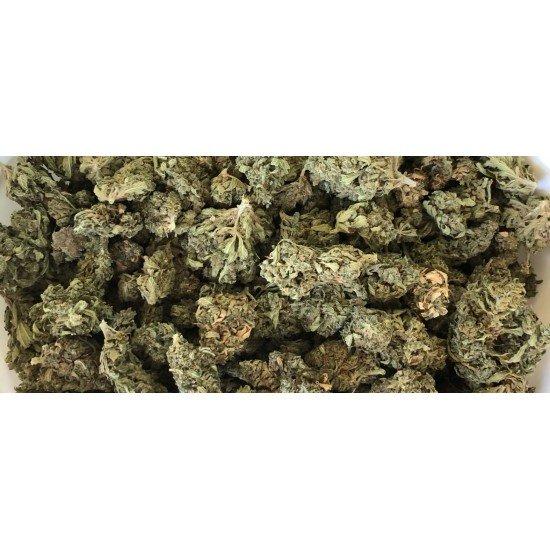 Silver Shaze - 4% CBD Cannabidiol Cannabis Buds, 10 gram